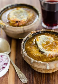 How To Make French Onion Soup — Cooking Lessons from The Kitchn