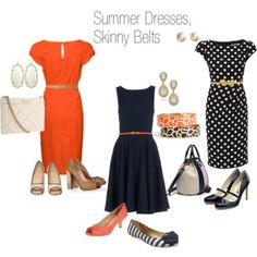 polyvore summer outfits   Summer Dresses