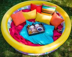 leisure - Google Search Diy Camping, Camping Ideas, Todo Camping, Camping Hacks With Kids, Backyard Camping Parties, Zelt Camping, Camping Glamping, Beach Camping, Camping Essentials