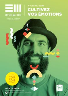 Espace Malraux - Tours - Édition Grand public
