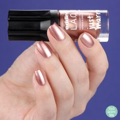 hey day – edding LAQUE Limited Edition: Just MARRIED – wedding nailpolish collection 2018 – swatch by frischlackiert