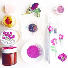 rose obsessed good4you.etsy.com #rose #beauty #naturalskincare