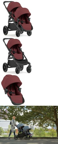Other Baby Safety and Health 20436: Baby Jogger City Select Lux Twin Tandem Double Stroller With Second Seat Port -> BUY IT NOW ONLY: $705.48 on eBay!