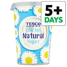 Tesco Low Fat Natural Yoghurt 500G - Groceries - Tesco Groceries
