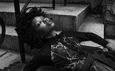 Gorgeous Afros + Prints In Vogue Italia | Style Pantry