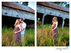 Summer Maternity Photos :: Matt & Stacy » Amelia J. Moore Photography