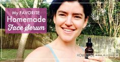 How many of you spend hundreds of dollars a month on expensivecreams and serums for your face? The following homemade recipe for facial serum will be the last one you ever need! Wrinkles, blotchiness, dark spots, light spots, redness, and blemishes..BE GONE! Experimenting with Homemade Face Serums For the past few