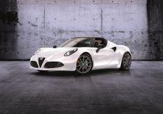 All sizes | World Premiere: The New Alfa Romeo 4C Spider @ Geneva | Flickr - Photo Sharing!