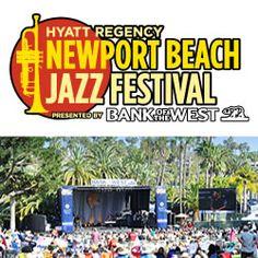 Newport Beach Jazz Festival 5/30 & 5/31, 2015