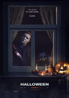 Michael Myers No Matter How Fast You Run Halloween Glossy Poster 24 x Halloween 2018, Halloween Film, Halloween Poster, Halloween Horror, Classic Halloween Movies, Halloween Stuff, Horror Movie Characters, Best Horror Movies, Scary Movies