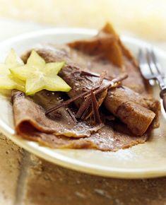 Crepes, Menus Healthy, Plat Vegan, Eat Smarter, Stevia, Quinoa, Sweets, Meat, Dinner