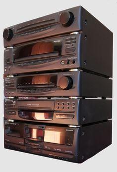 Tecno, Audio Equipment, Audio System, Audiophile, Technology, Vintage, Design, Tech, Tecnologia