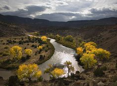 """""""Autumn on the Chama"""" at Eldorado Arts and Crafts Fall Show, photo Jack Arnold"""