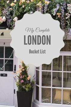I&Apos;Ve decided to put togther the ultimate london bucket list of all the London Eye, European Destination, European Travel, Travel Europe, Brighton, Places To Travel, Places To Go, Europe On A Budget, Things To Do In London