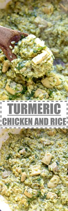 Turmeric Chicken Thi