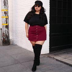 "6,490 curtidas, 19 comentários - Forever21Plus (@forever21plus) no Instagram: ""strut your stuff @cidscloset ❤ #Forever21Plus (shop link in bio)"""