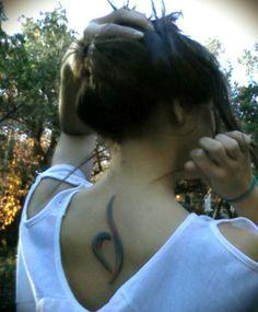 Tattoo Neda symbol