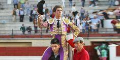 El Cid, Manuel Escribano y Ginés Marín en la corrida concurso de la Feria de San Isidro