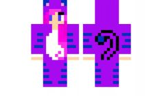 minecraft skin The-Colorful-Kitty