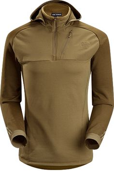 *drool* I wants one in girl size!!! Polartec windpro with hardface sleeves and powerstretch for the body.