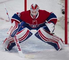 The National Hockey League (NHL) pits 30 teams who play against each other throughout the regular season in North America with the goal of earning a playoff Hockey Shot, Hockey Goalie, Hockey Teams, Ice Hockey, Montreal Canadiens, Nhl, Goalie Mask, Tampa Bay Lightning, Los Angeles Kings