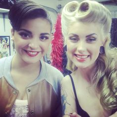 #mymake-up#vintage#pin-up