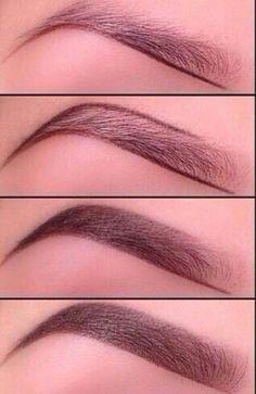 Cejas Perfectas #eyebrows #delineado #brown