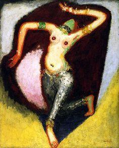 Kees Van Dongen-Hindu Dancer, 1910-11