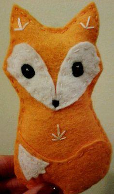Felty Foxy.