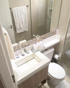 Bedroom design tiny bath 66 Ideas for 2019 Trendy Bathroom Tiles, Washroom Design, Trendy Bathroom Designs, Bedroom Design, Small Bathroom Decor, Bathroom Design Small, Bathroom Design Luxury, Bathroom Design, Bathroom Decor