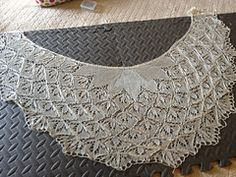 Ravelry: Blooming Stitch Shawl pattern by Mary R. White