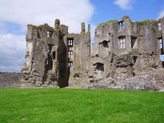 Ireland, Roscommon Castle, - a 13th Century Norman structure