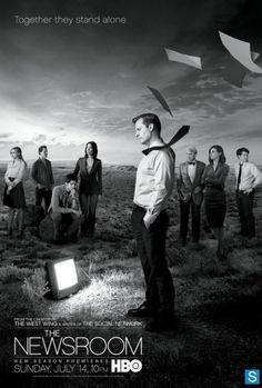 En menos de una semana... The Newsroom - Season 2 - Character Posters (1)