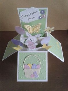 Easter Card in a Box | docrafts.com