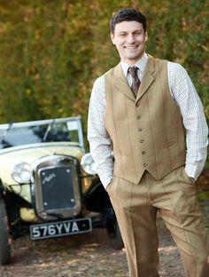 tweed-suit
