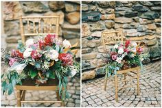 Stunning Anniversary Session at The Graylyn Estate Pantone Color of the Year Wedding Inspiration, gorgeous florals, Samantha Laffoon Photography