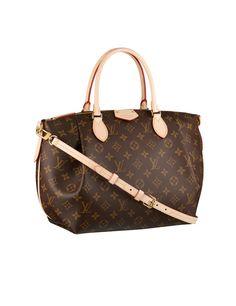 Clásico 'shopping bag' Louis Vuitton