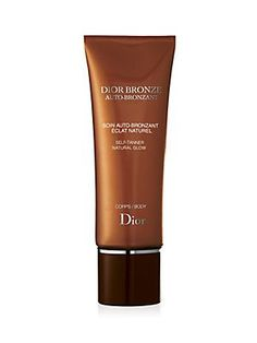 Dior Dior Bronze Self-Tanning Natural Glow for Body/4.3 oz. <br>