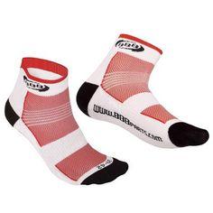 calcetines-ciclismo-technofeet-blanco-rojo