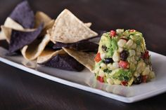 California Pizza Kitchen white corn guacamole recipe