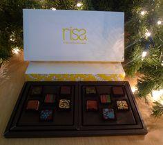 risa1 Christmas Chocolate, Chocolates, Chocolate, Brown