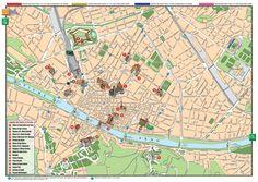 Mappa Firenze - Cartina di Firenze