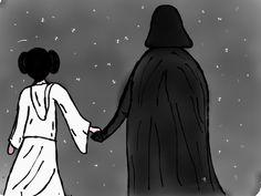 Good bye princess Leia