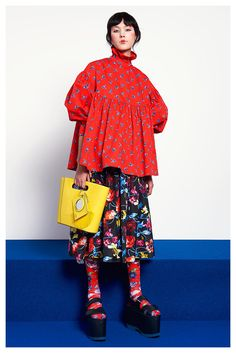 KENZO La Collection Memento N°1 Color Contrast Emphasis Proportion Rhythm