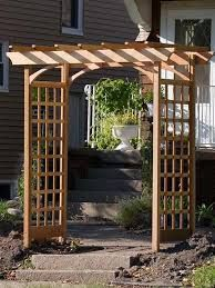 how to build an arbor - Google Search