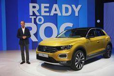 Mẫu SUV cỡ nhỏ Volkswagen T-Roc mới ra mắt toàn cầu