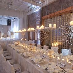 Neutral weddings are perfect for any season or theme! Look no further for inspiration on this modern trend! Photo via Rodrigo Moreno