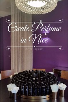 Molinard offers perfume workshops in Nice