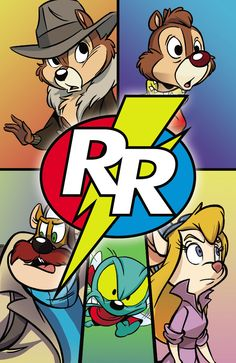 'Chip 'n Dale Rescue Rangers'