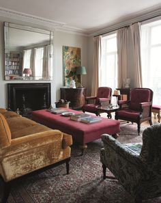 Christopher Hodsoll, antique dealer and interior designer, is well known for his English country house taste in antique furniture and is widely admired for creating striking interiors that blend numerous classical references with the rare and unusual.